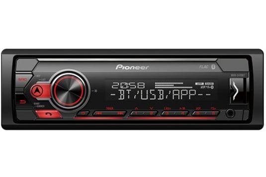 Outros produtos - Pioneer - Autor-rádio pioneer com visor ligado onde se pode ler BT/USB/APP